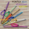 Stick Pointer Long Colour with Lanyard HD-019