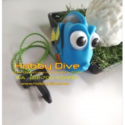 DORY Rubber Diving Floating Toys with rope HD-106